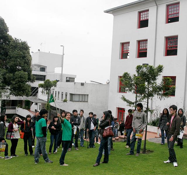 Experiencias Universidad de los Andes