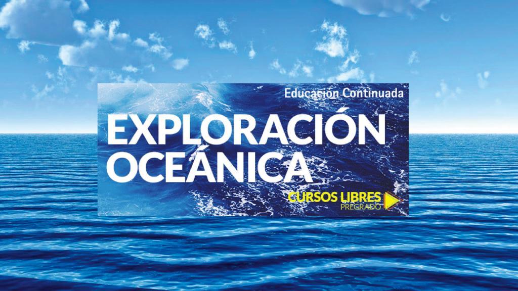 Imagen promocional de Exploración Oceánica