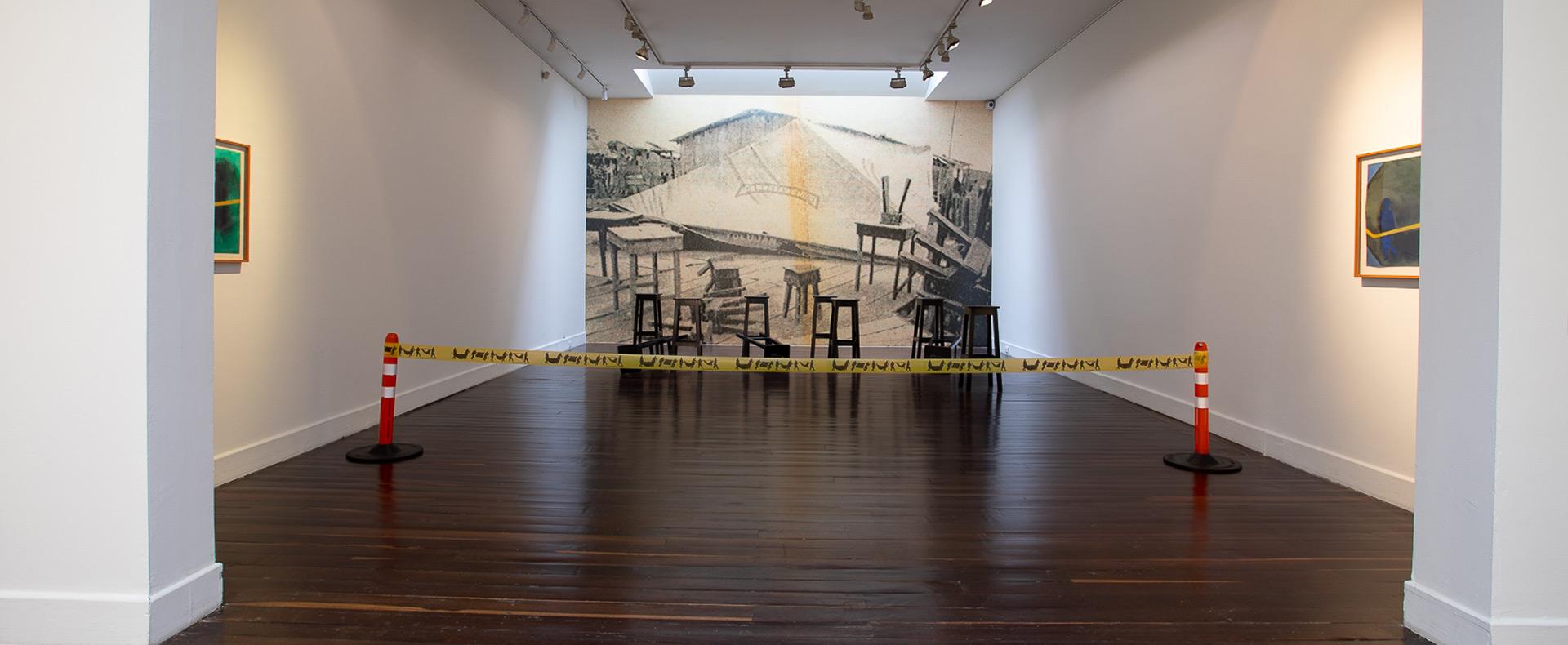 Foto de la exposición