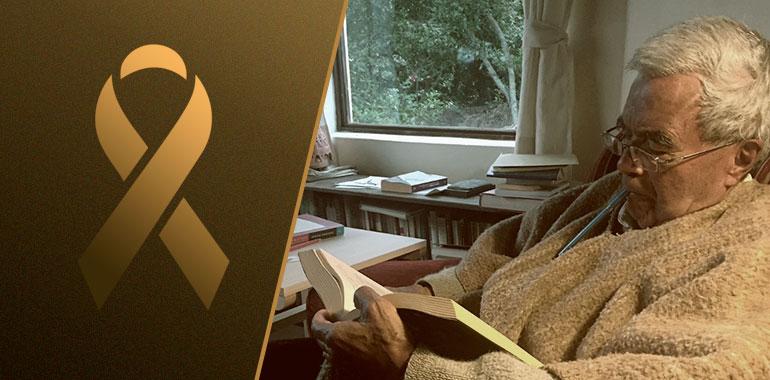 Carlos B. Gutiérrez, profeso de Filosofía