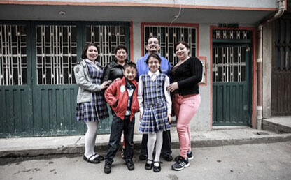 Foto de la Familia García Segura