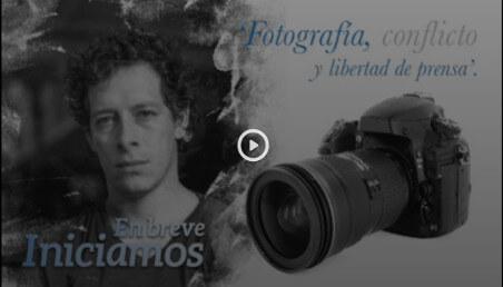 Federico Rios, Fotografía, Periodismo, libertad de prensa