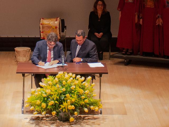 Alejandro Gaviria Uribe is the new President of Universidad de los Andes