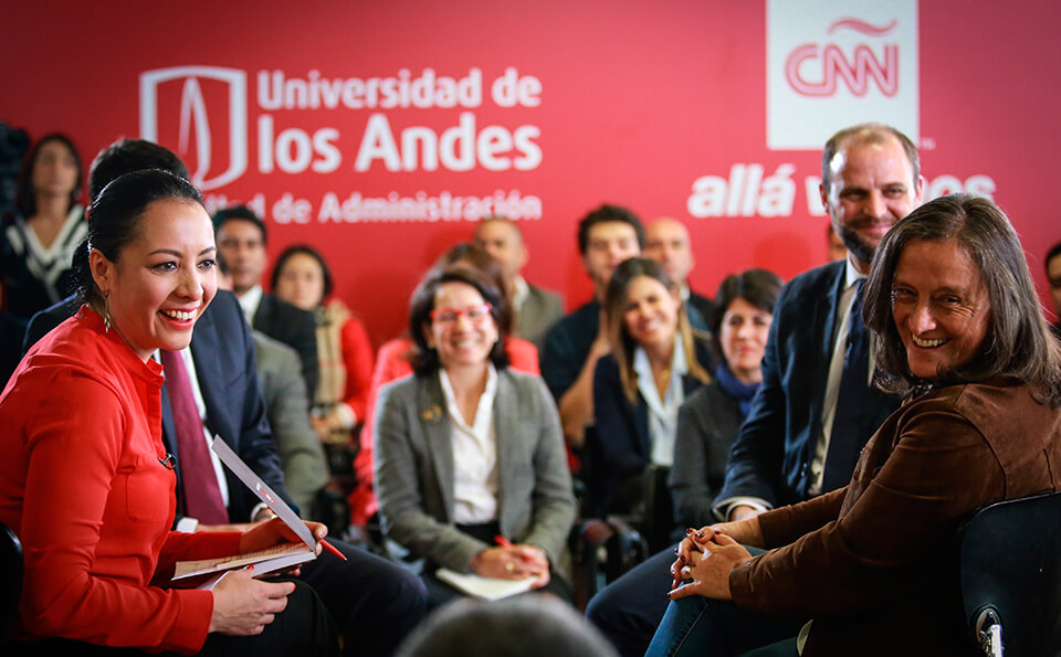 Uniandes avianca cnn espanol hablan de floricultura