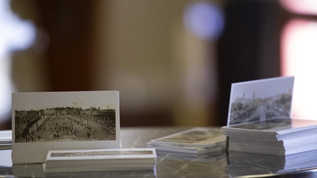 Foto de las imágenes del fondo