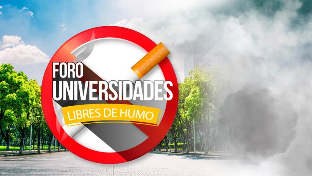 Graficación de una señal de prohibido fumar con mucho humo.