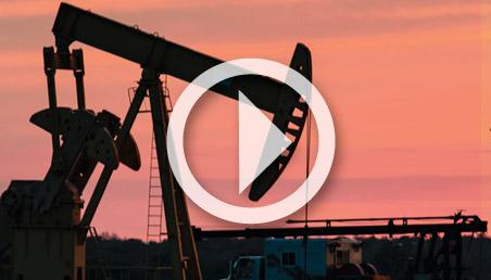 explotación de pozo petrolero