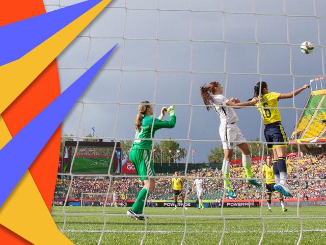 Seleccion femenina de futbol de colombia