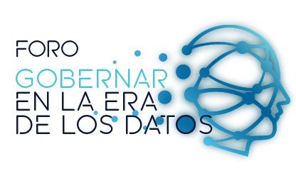 Logo del Foro Gobernar en la era de los datos