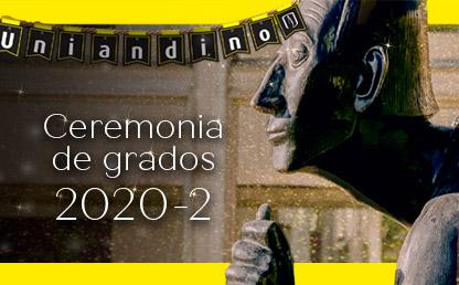 Ceremonia de grados 2020-2
