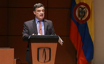 Carl Langebaek, vicerrector académico de Uniandes