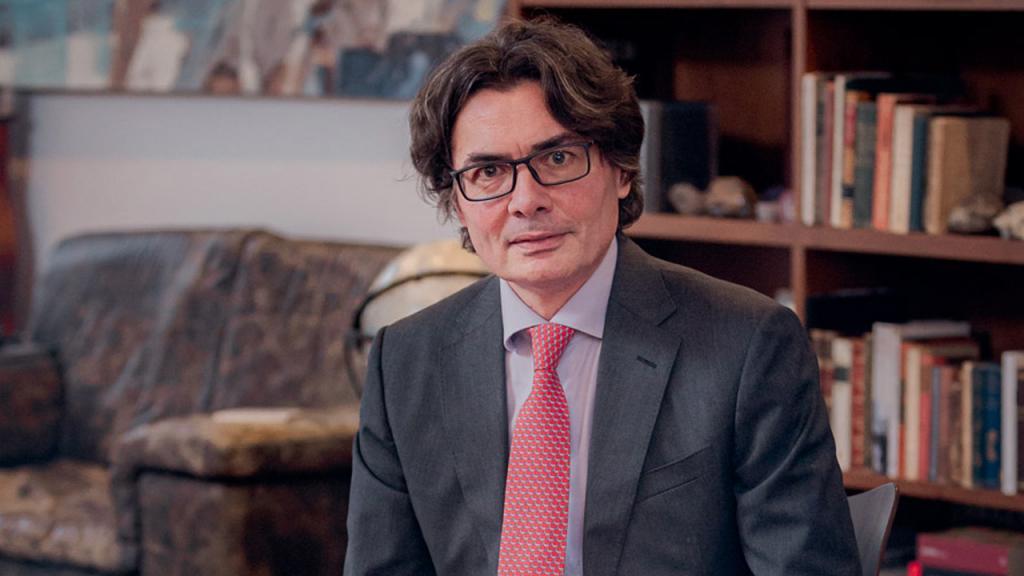 Alejandro Gaviria, rector de la Universidad de los Andes