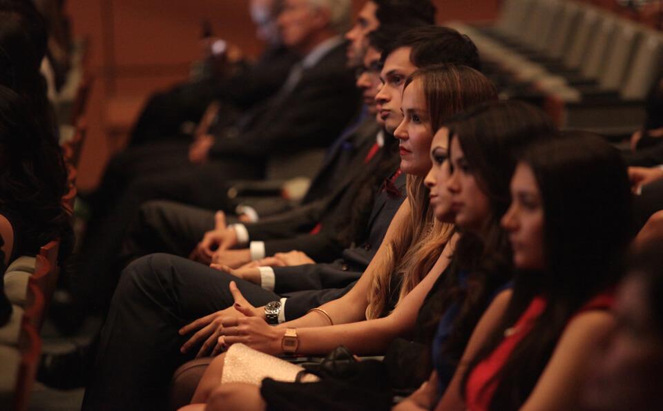 Foto graduandos facultad de medicina uniandes
