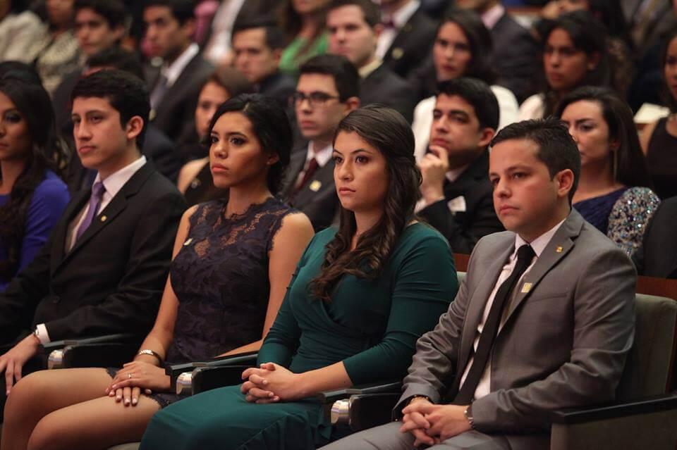 Foto graduandos medicina 2016-1