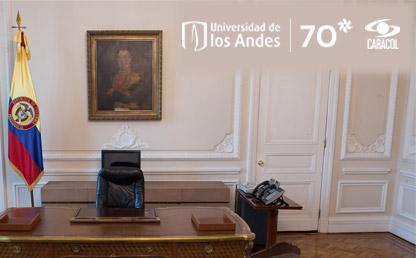 Imagen oficina Presidencia de la República