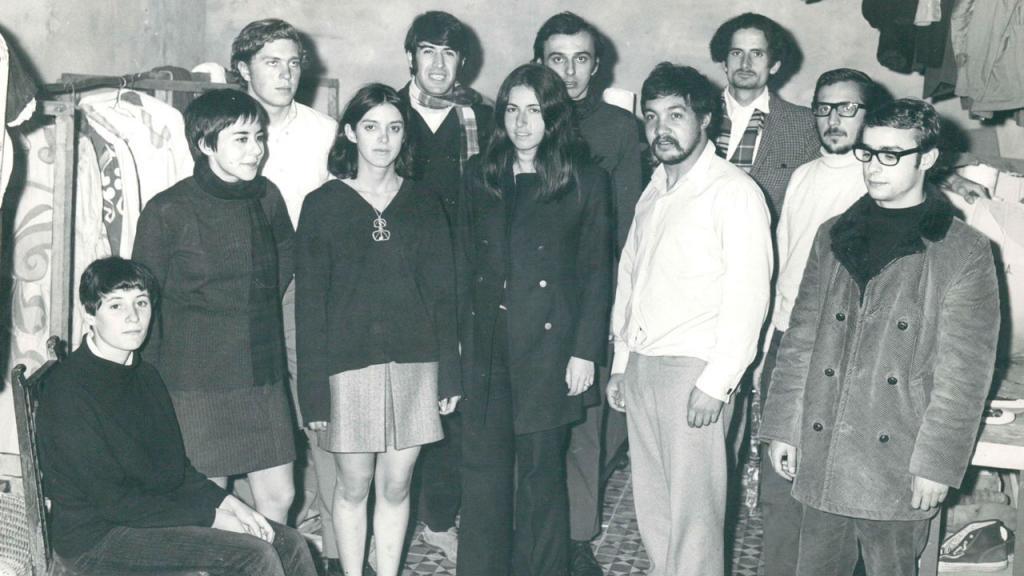 Grupo de Teatro, Universidad de los Andes, 1970
