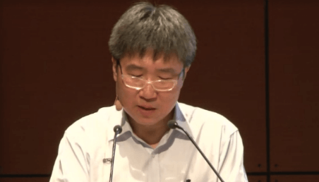 Conferencia, Ha-Joon Chang, economía