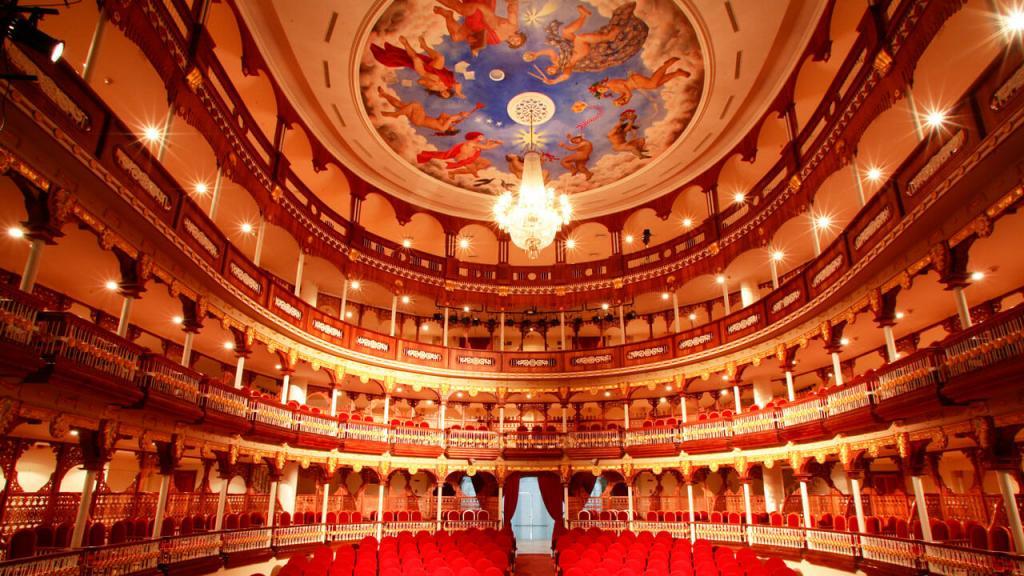 Teatro Heredia, Cartagena de Indias