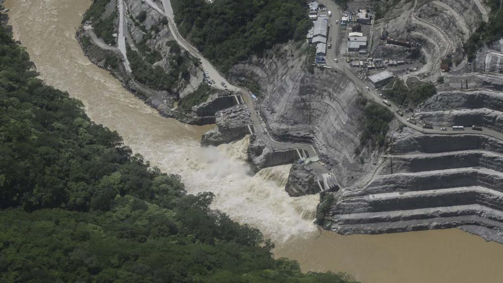 Proyecto Hidroeléctrico Ituango