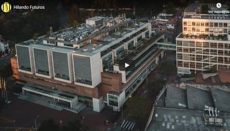 Foto del campus de Los Andes