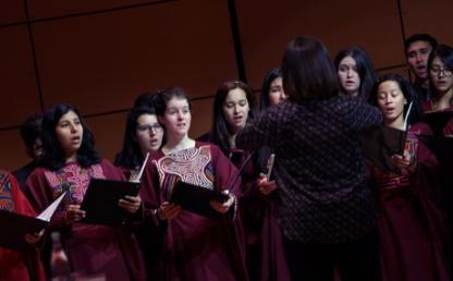 Interpretacion himno universidad andes grados posgfrado 2016-1
