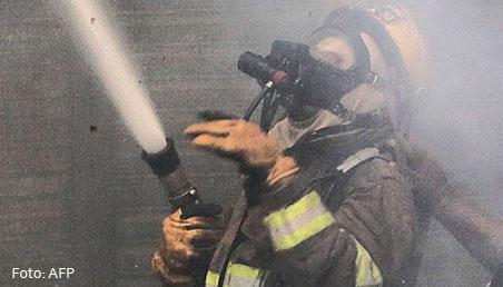 La Dirección Nacional de Bomberos informó que en el 2016 atendió 2.242 incendios estructurales en el país.