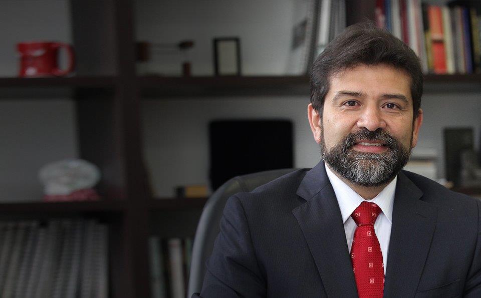 Eric Rodriguez, decano facultad administracion los andes contaduria internacional