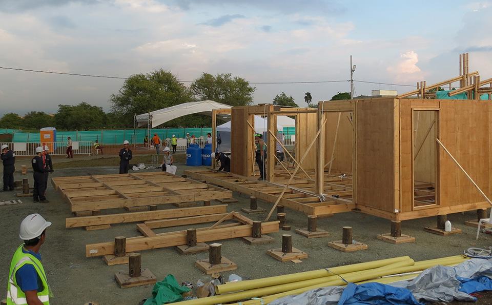 Concurso Solar Decathlon construir una casa en 10 dias