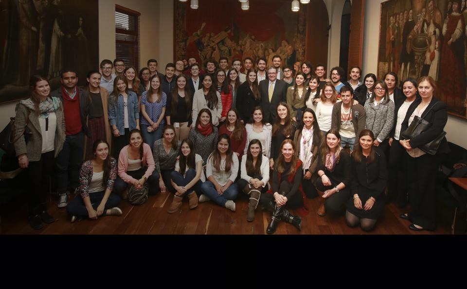 LiderAndes becas estudiantes oportunidades donaciones