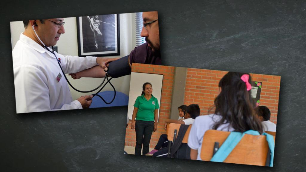 Educación y salud en Colombia