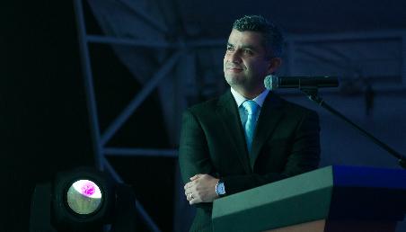 Juan Pablo Casas, director del Departamento de Ingeniería Mecánica.