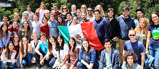 estudiantes internacionales intercambios académicos