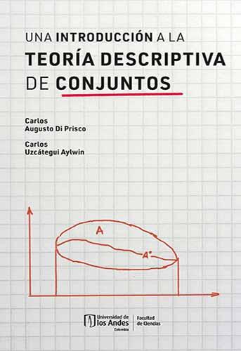 Cubierta del libro Una introducción a la teoría descriptiva de conjuntos