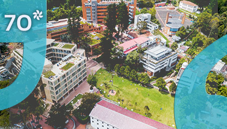 En el 2018 se realizó el primer evento que recopila la Investigación-Creaciónde estudiantes, egresados e investigadores de la Universidad de los Andes, enmarcado en la celebración desus 70 años.