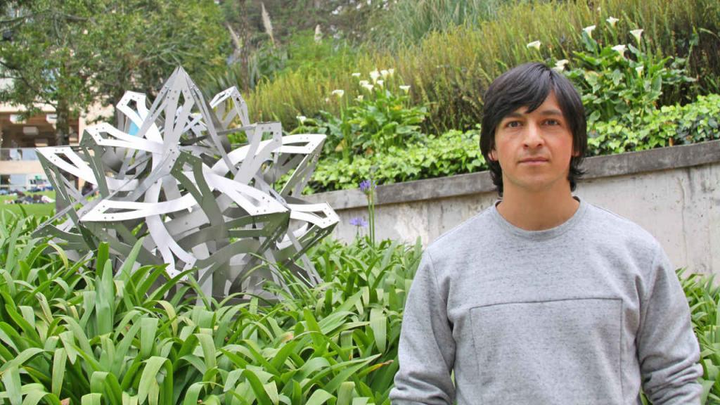 Javier Hernán García, estudiante de doctorado del Departamento de Matemáticas de la Universidad de los Andes, fue galardonado con el Premio Quantil MAPI en la categoría Estudiantes.
