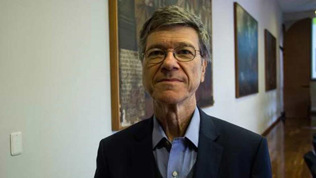 Jeffrey Sachs, director del Centro para el Desarrollo Sostenible de la Universidad de Columbia.