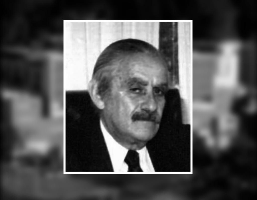 Profesor Jesús Arango Jaramillo