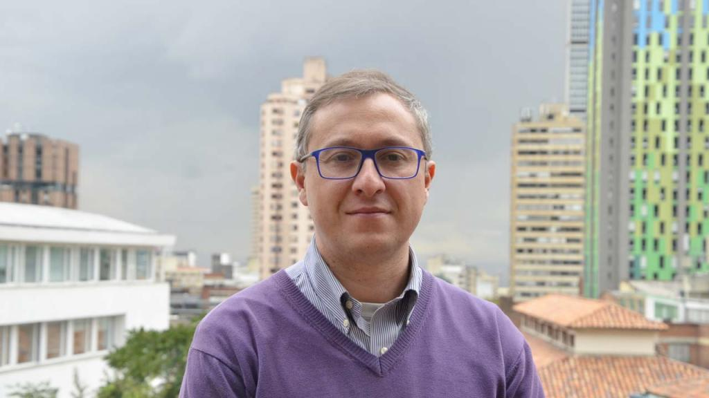 Foto de Jorge González Jácome