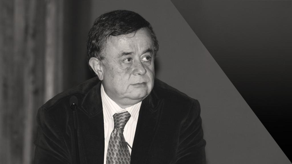 Retrato José Luis Villaveces
