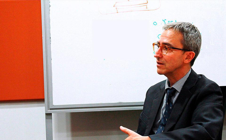 Josep Duart, profesorUniversidad Oberta de Catalunya