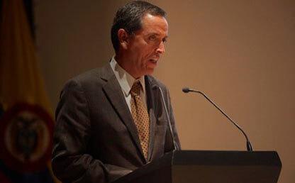 Juan Carlos Briceño director departamento ingenieria biomedica