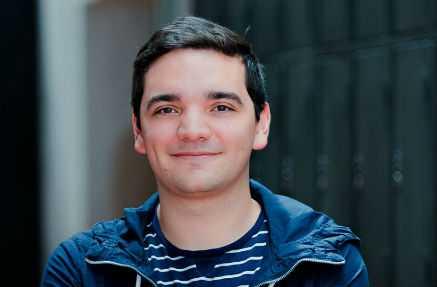 Juan Felipe Alvarado, beneficiario de Quiero Estudiar