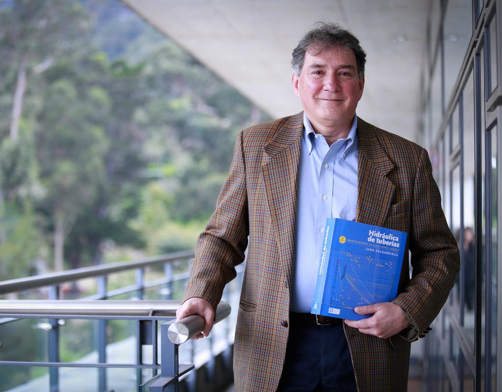 Profesor Juan Saldarriaga