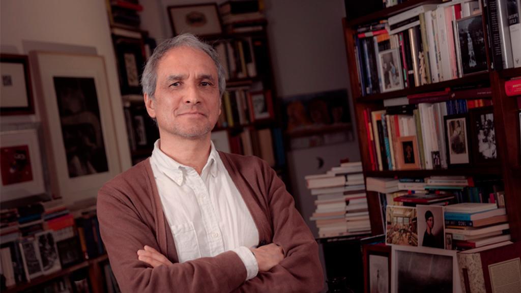 Foto de Julio Paredes, editor general de Ediciones Uniandes.