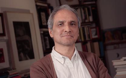 Foto de Julio Paredes, editor general de Uniandes.