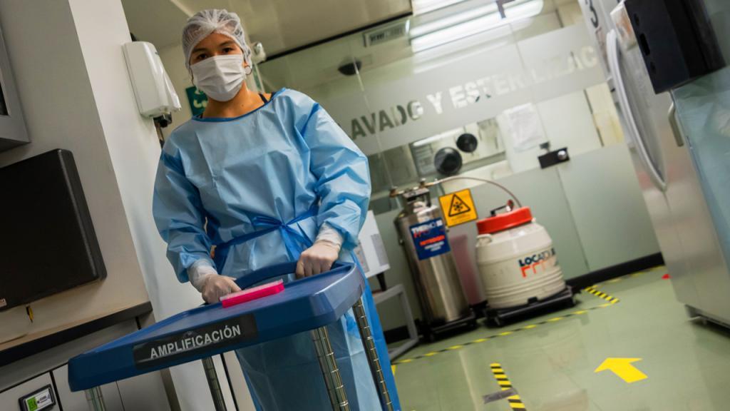 produccion pruebas masivas coronavirus