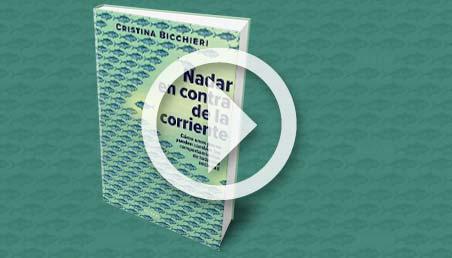 Lanzamiento del libro en español: Nadar en contra de la corriente.