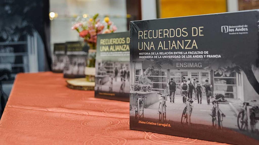 Caratula del libro: Recuerdos de una alianza