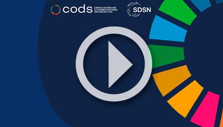 Lanzamiento del Índice ODS