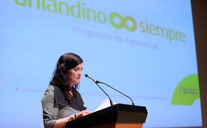 Laura Betancur Restrepo graduanda doctorado derecho